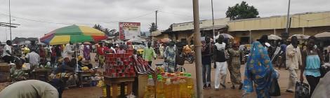 Market at the PK5