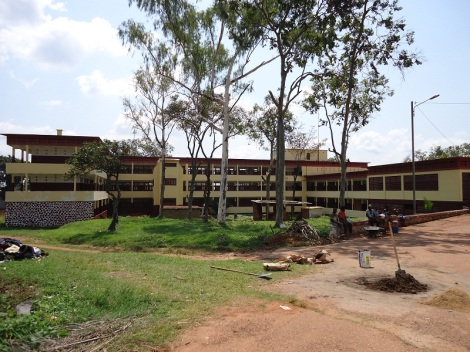 Centre National Hospitalier Universitaire de Bangui