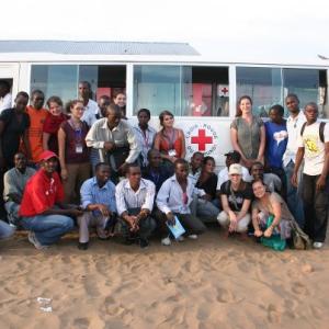 Photo Gatumba Croix Rouge